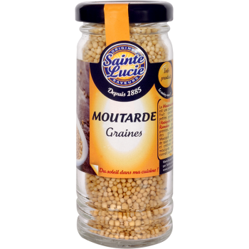 Flacon Graines de Moutarde 65g