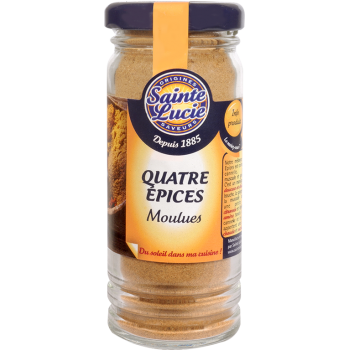 Flacon Quatre Epices 45g