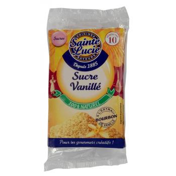 Sucre Vanilliné -10 sachets de 75g