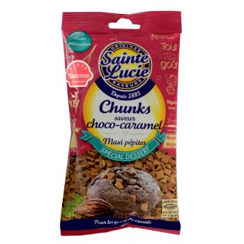 Chunks Saveur ChocoCaramel 125g