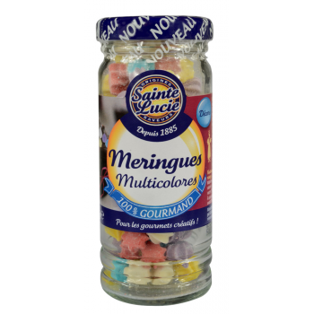 Flacon Mini Meringues en Sucre 35g