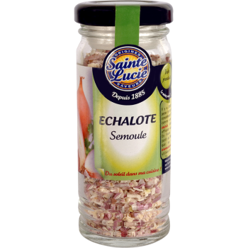 Flacon Echalote Semoule 40g