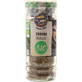 Flacon Thym Feuilles Aromatiques 18g