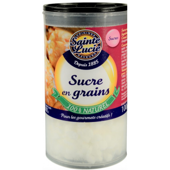 Pot de Sucre en grains 100g