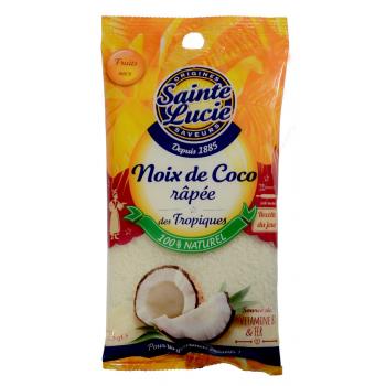 Noix de coco râpée des Tropiques bio sachet