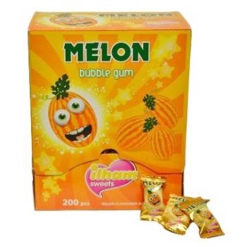Ilham Gum Melon - 200 pièces