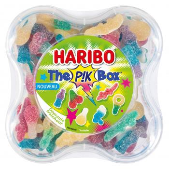 Haribo Pik Box - 550g