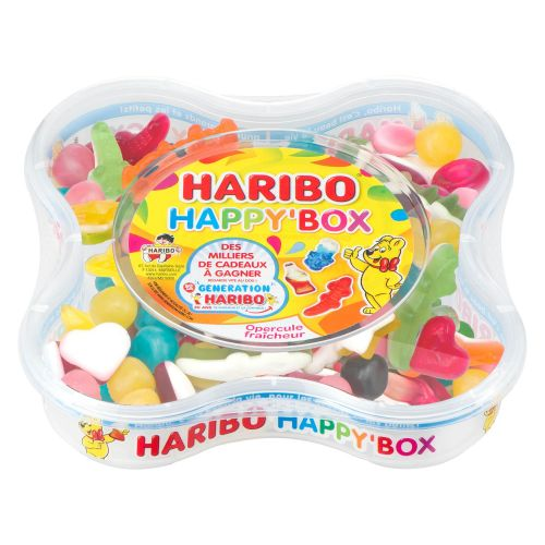 Haribo Happy Box - 600g