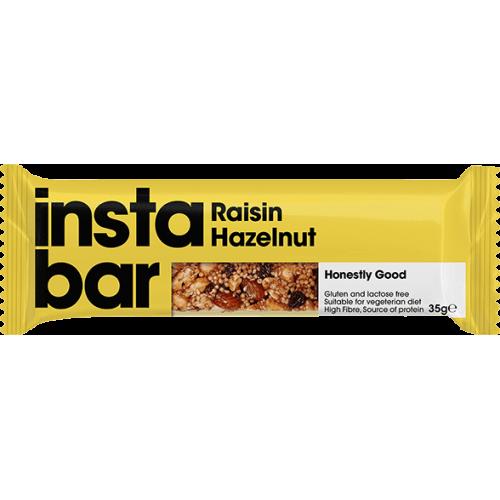 Instabar Raisin Noisette 35g