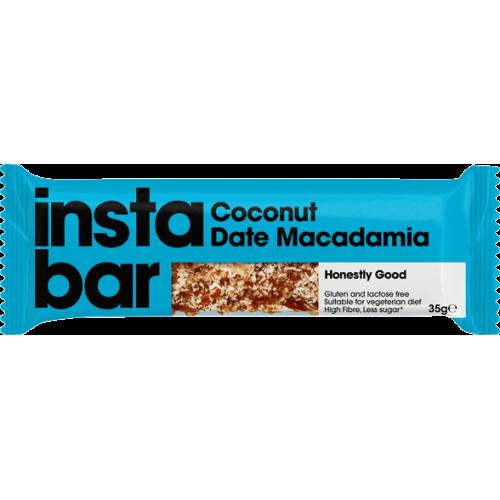 Instabar Coco Noix de Macadamia 35g