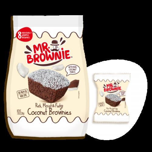 Mr Brownie Coco 200g