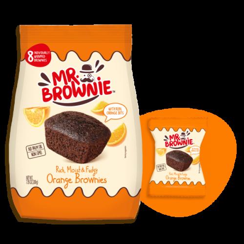 Mr Brownie à Orange 200g