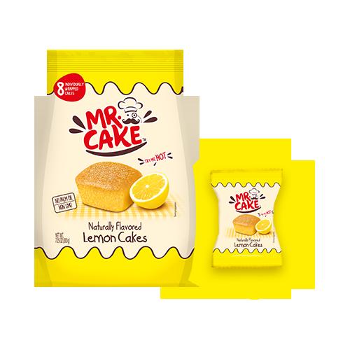 Mr Cake Citron 200g