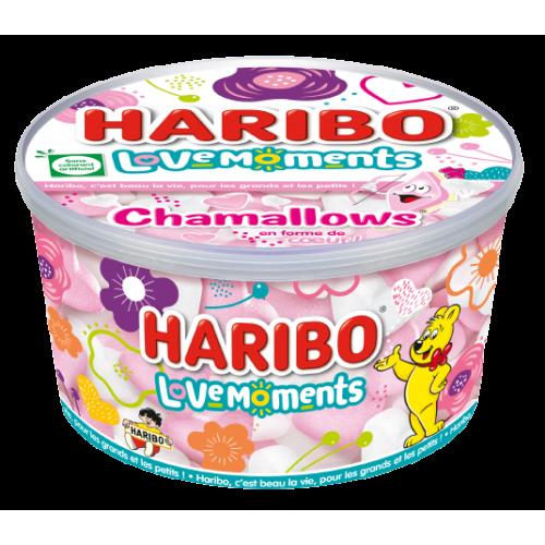 Haribo Chamallows Love moments
