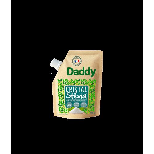 Daddy - Sucre en poudre Stevia 0 calorie 150g