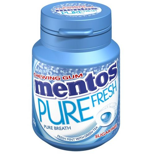 Mentos Gum Pure Fresh Mint - 30 gums