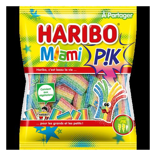 Haribo - Miami Pik - Sachet 120g