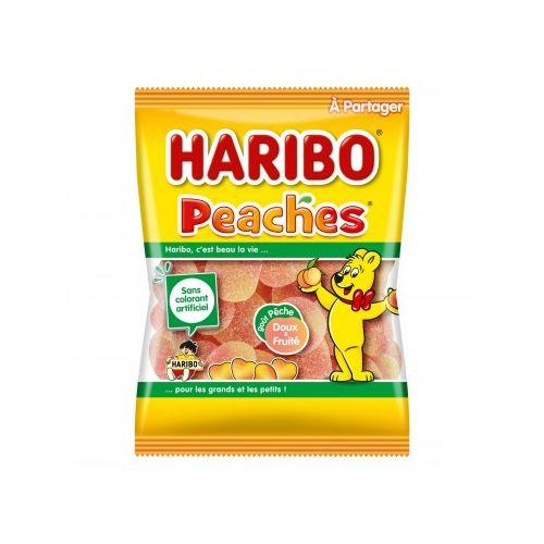 Haribo - Peaches - Sachet 250g