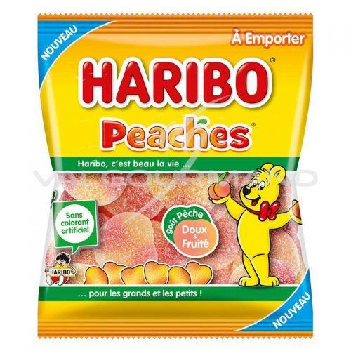 Haribo - Peaches - Sachet 120g