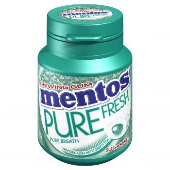 Mentos Gum Pure Fresh White Green