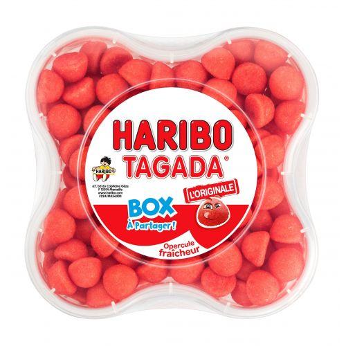 Haribo Tagada Box - 500g