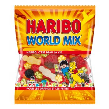 Haribo World Mix - 200g