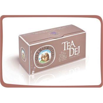 2 Marmottes Thé Noir Tea Déj