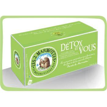 2 Marmottes Détox et Vous