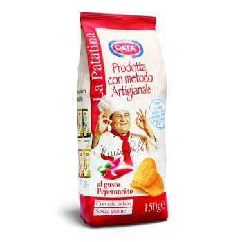 Chips Artisanale Piment sans Gluten