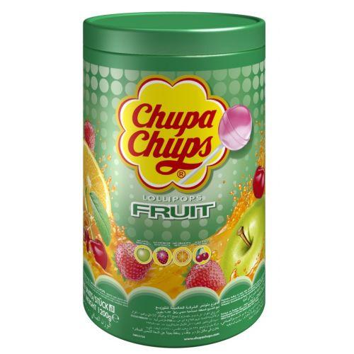 100 Chupa Chups aux Fruits