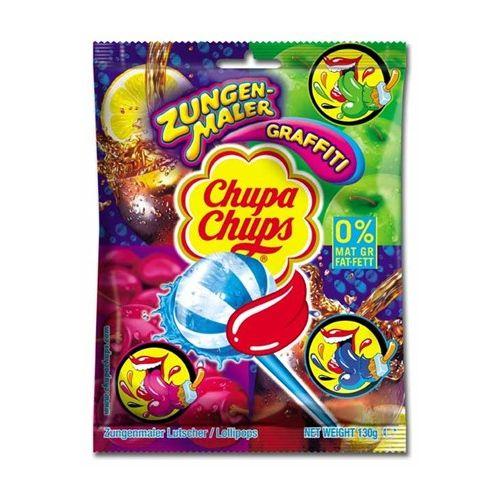 10 Chupa Chups Graffiti