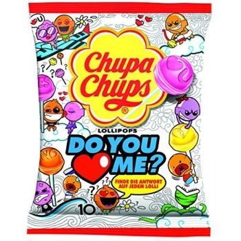 10 Chupa Chups Do you love Me