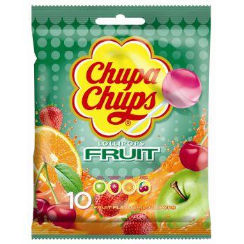 10 Chupa chups Fruits