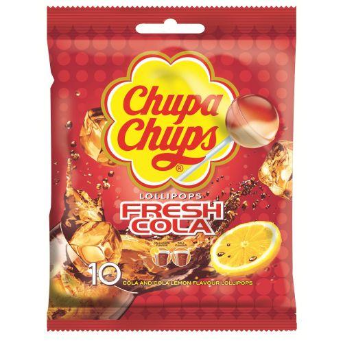 10 Chupa Chups Cola