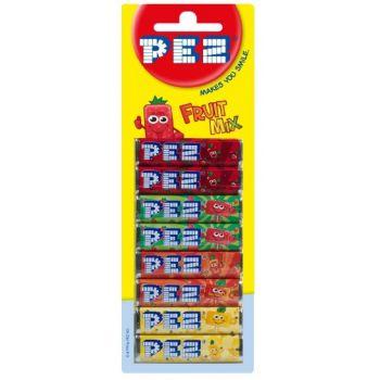 PEZ blister recharges