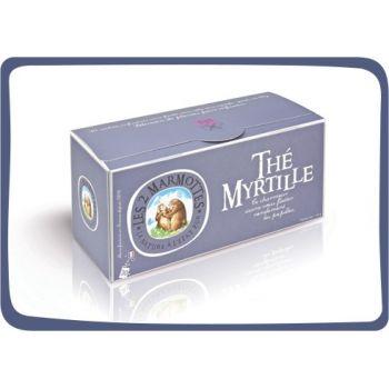 2 Marmottes Thé Myrtille