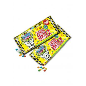 Sachet bonbon Brain Cellz