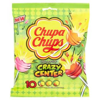 10 Chupa Chups  Crazy Center