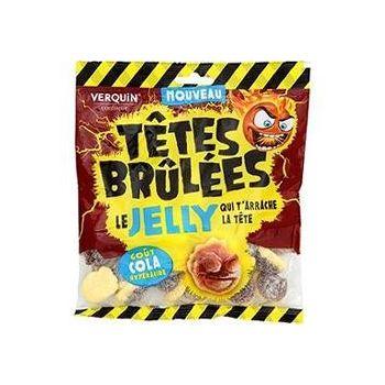 Têtes Brulées Jelly Cola - 100g