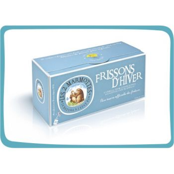 2 Marmottes In. Frissons d'hivers - 30 sachets