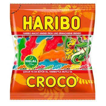 Haribo Croco Halal - 100g
