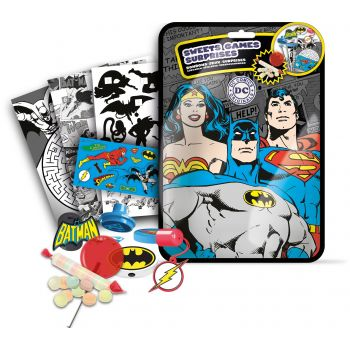 Mini pochette DC Comics