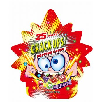 Candy Crack'Ups Popping Candy x25
