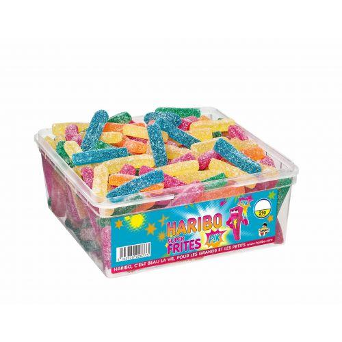 Haribo Super Frites - 210 pièces