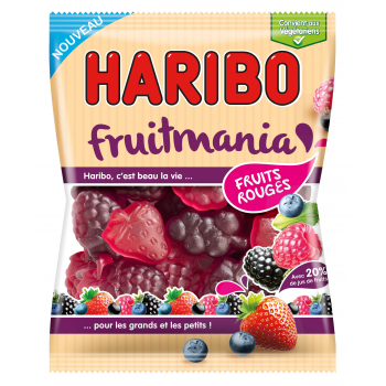 Haribo Fruitmania