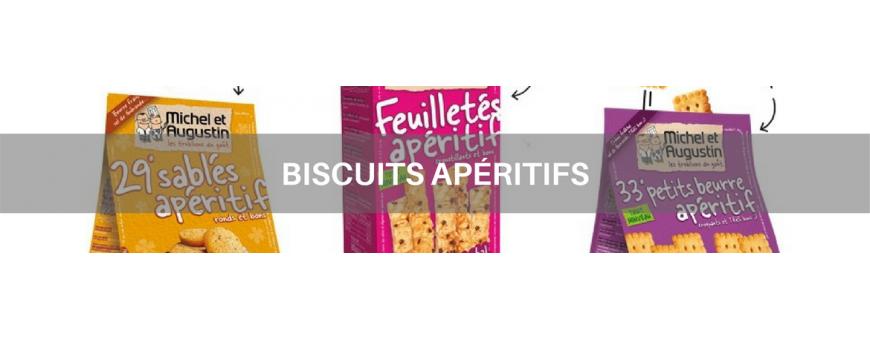 Biscuits apéritif Réunion