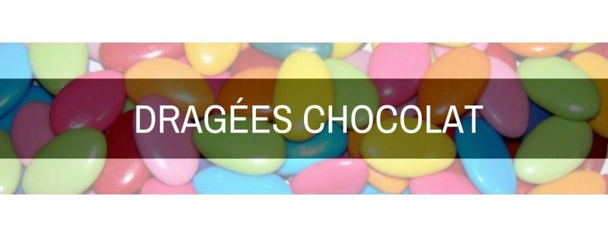 Vente en ligne de Dragées chocolat à la Réunion
